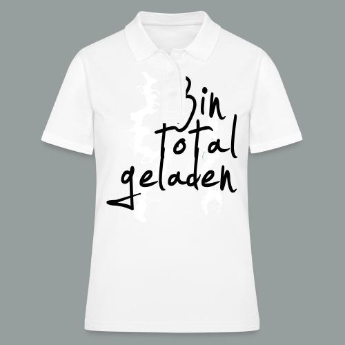 Bin total geladen - Frauen Polo Shirt