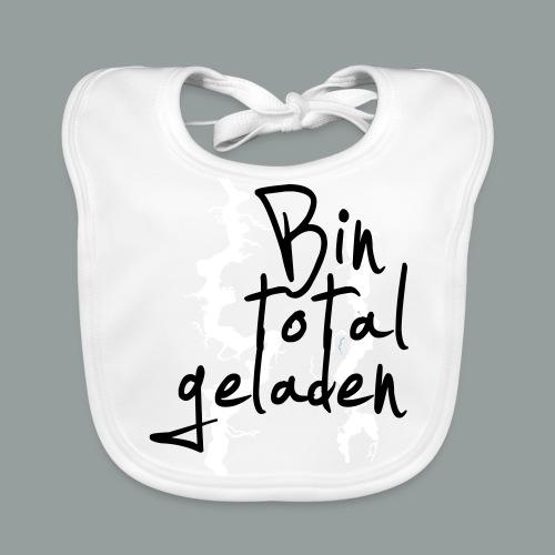 Bin total geladen - Baby Bio-Lätzchen