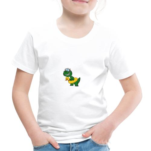 T-Rex - T-shirt Premium Enfant