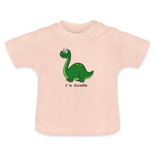 I'm Giraffe - T-shirt Bébé