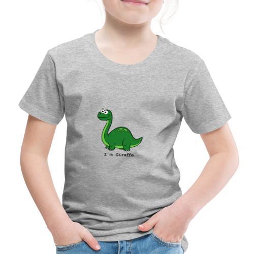 I'm Giraffe - T-shirt Premium Enfant