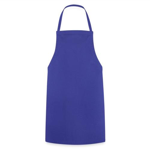 Mannen T-shirt Blauw - Keukenschort