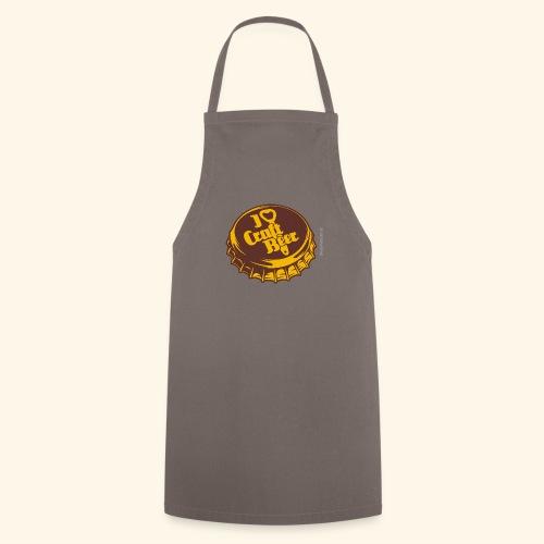 Craft Beer T-Shirt Design für Bier-Liebhaber - Kochschürze