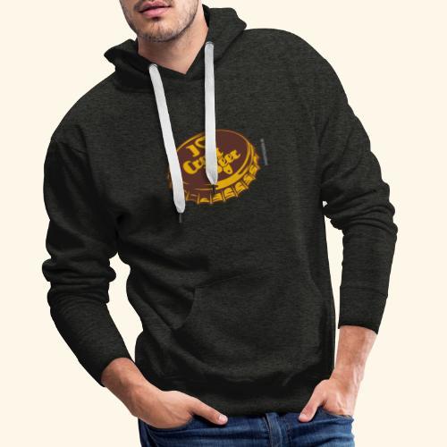 Craft Beer T-Shirt Design für Bier-Liebhaber - Männer Premium Hoodie