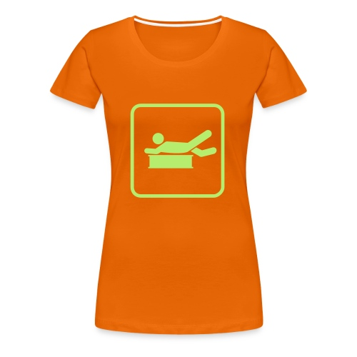 BGSKWR Retro 1 - Frauen Premium T-Shirt