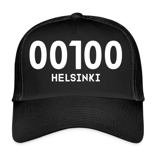 00100 HELSINKI - Trucker Cap