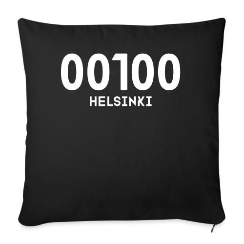 00100 HELSINKI - Sohvatyynyn päällinen 45 x 45 cm