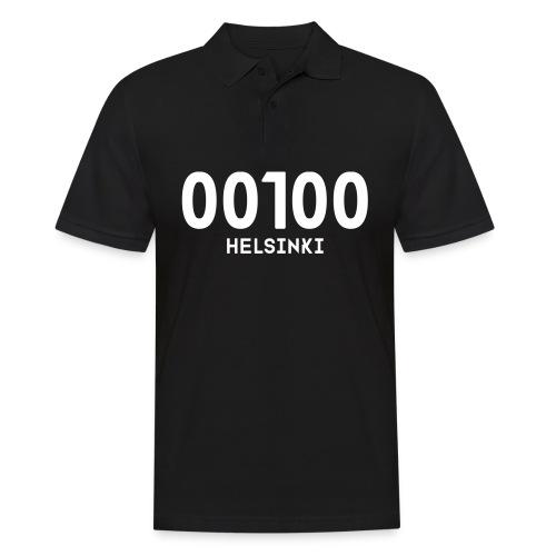 00100 HELSINKI - Miesten pikeepaita