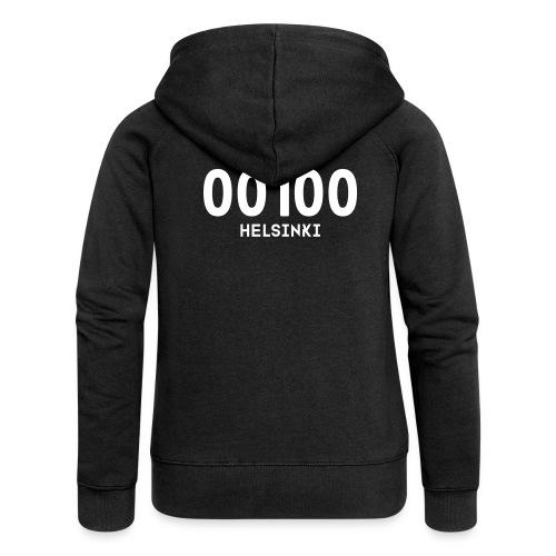 00100 HELSINKI - Naisten Girlie svetaritakki premium