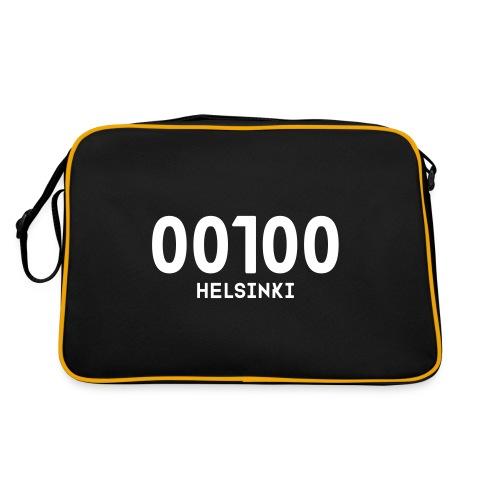00100 HELSINKI - Retrolaukku