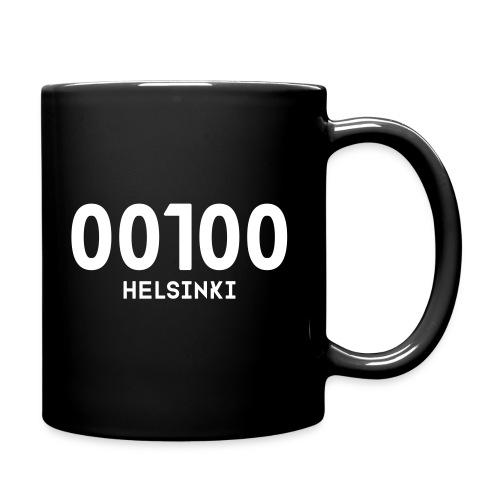 00100 HELSINKI - Yksivärinen muki