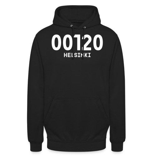 "00120 HELSINKI - Huppari ""unisex"""