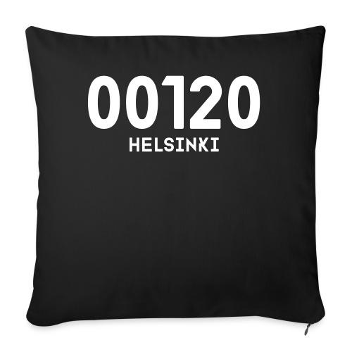 00120 HELSINKI - Sohvatyynyn päällinen 45 x 45 cm