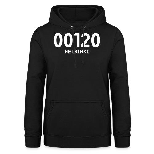 00120 HELSINKI - Naisten huppari