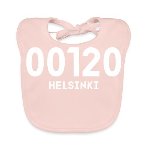 00120 HELSINKI - Vauvan ruokalappu