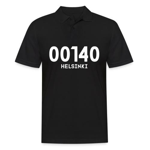 00140 HELSINKI - Miesten pikeepaita