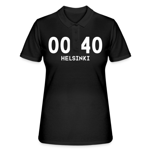 00140 HELSINKI - Women's Polo Shirt