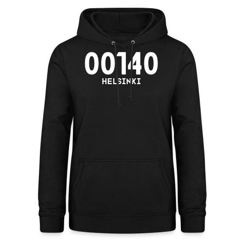 00140 HELSINKI - Naisten huppari