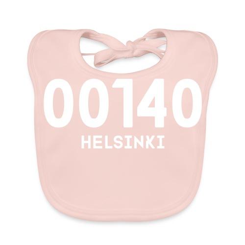 00140 HELSINKI - Vauvan ruokalappu