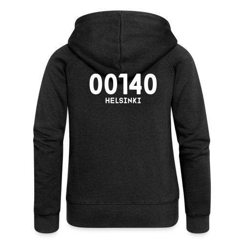 00140 HELSINKI - Naisten Girlie svetaritakki premium