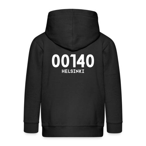 00140 HELSINKI - Lasten premium hupparitakki