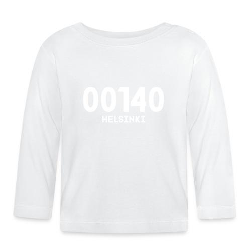 00140 HELSINKI - Vauvan pitkähihainen paita