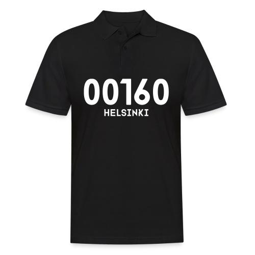 00160 HELSINKI - Miesten pikeepaita