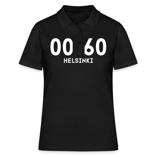 00160 HELSINKI - Women's Polo Shirt