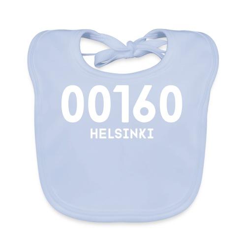 00160 HELSINKI - Vauvan ruokalappu