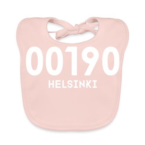 00190 HELSINKI - Vauvan ruokalappu