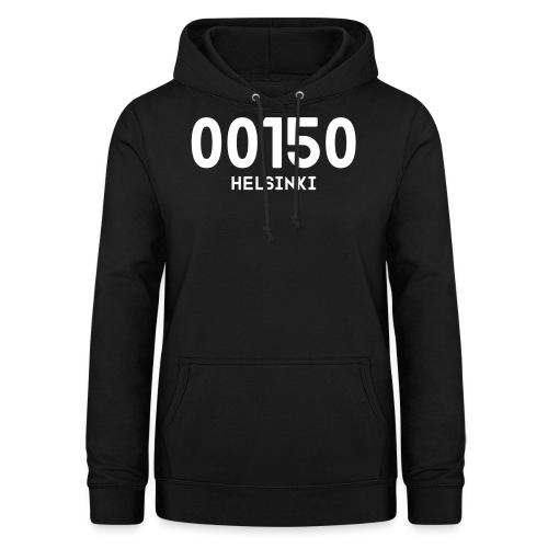 00150 HELSINKI - Naisten huppari