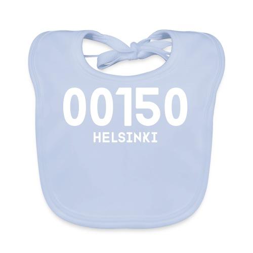 00150 HELSINKI - Vauvan ruokalappu