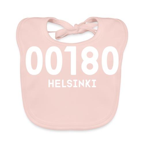 00180 HELSINKI - Vauvan ruokalappu