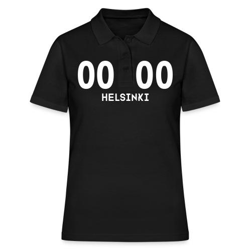 00200 HELSINKI - Women's Polo Shirt