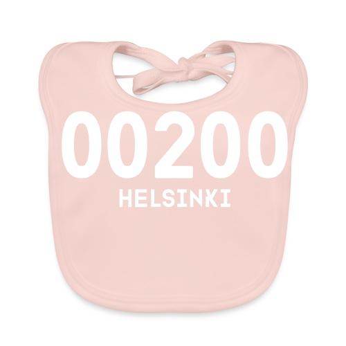 00200 HELSINKI - Vauvan ruokalappu
