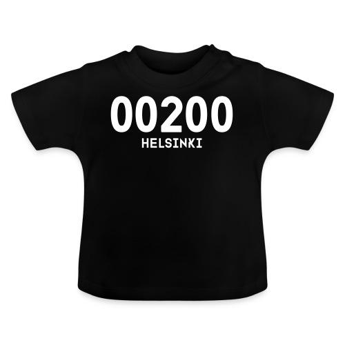 00200 HELSINKI - Vauvan t-paita