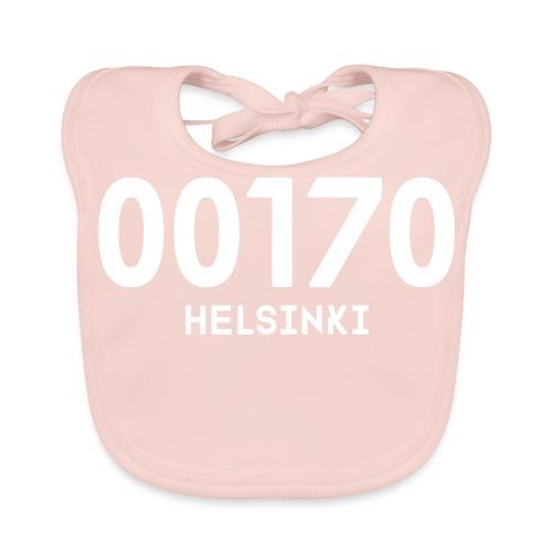 00170 HELSINKI - Vauvan ruokalappu