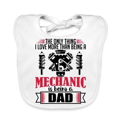 Papa mécanicien - cadeau de jour de père drôle