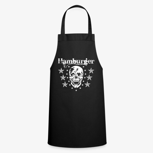 Hamburger - Kochschürze