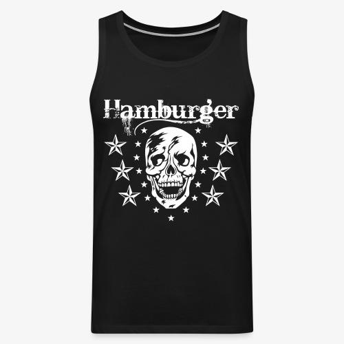 Hamburger - Männer Premium Tank Top