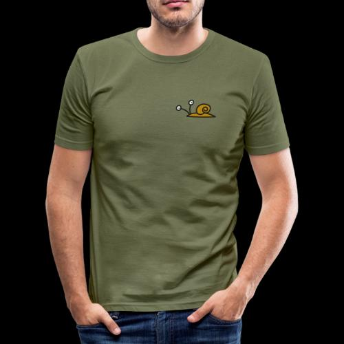 Citation Pablo Servigne - T-shirt près du corps Homme