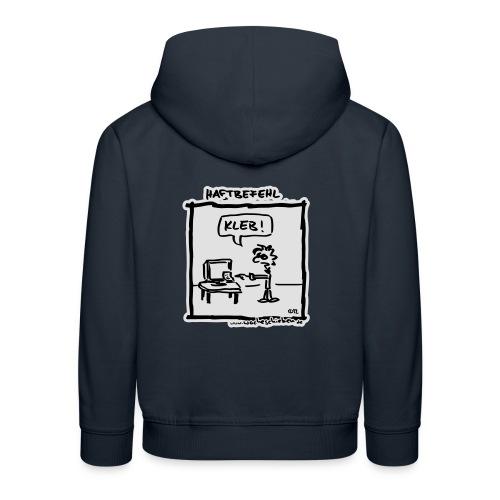 Haftbefehl - Kinder Premium Hoodie