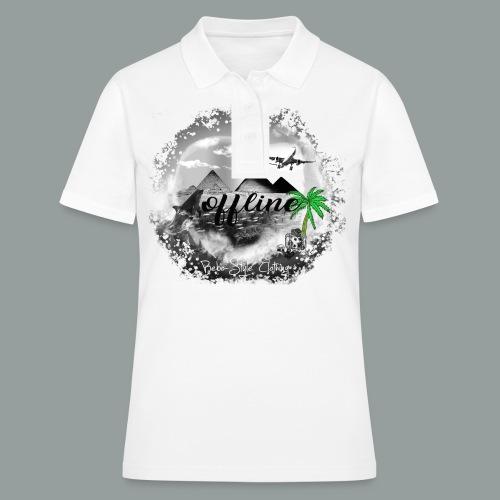 OFFLINE - Frauen Polo Shirt