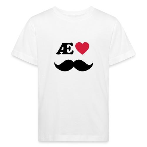 Æ elske han - Økologisk T-skjorte for barn