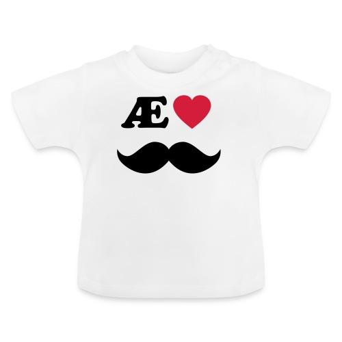 Æ elske han - Baby-T-skjorte