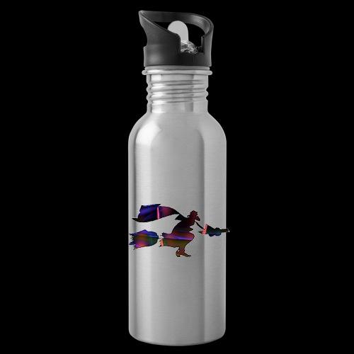 La sorcière sur son balais  - Trinkflasche