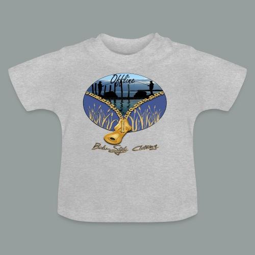Offline - Angler - Baby T-Shirt