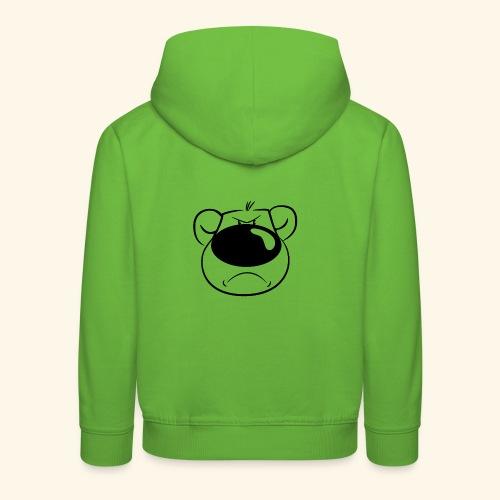 Bär ist sauer - Kinder Premium Hoodie