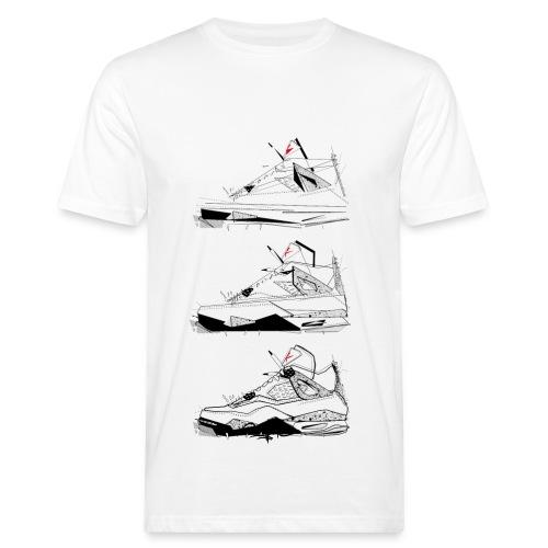 AJIV Destrukt - T-shirt bio Homme
