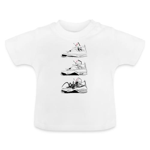AJIV Destrukt - T-shirt Bébé